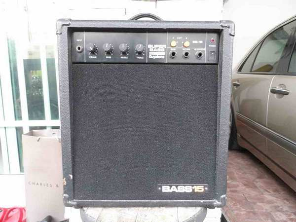 Guyatone Super bass 15