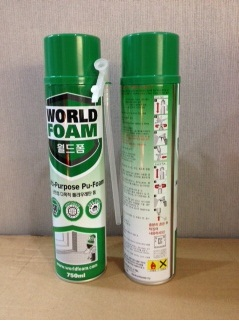 Bostik World Foam Kori Foam,World Foam Tytan 65
